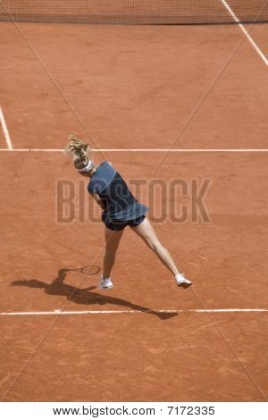EnEnding Of Game Of Girl Juniors On Roland Garrosding Of Game Of Girl Juniors On Roland Garros