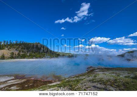 Turquoise Pool Yellowstone