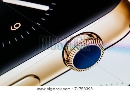 Apple Watch Edition Announced On Apple Website