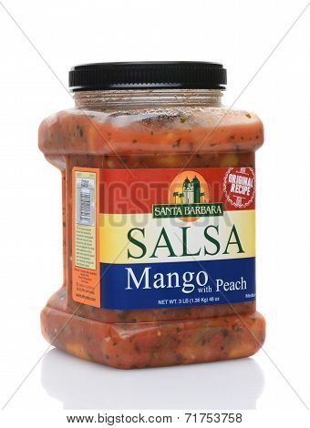 Santa Barbara Salsa