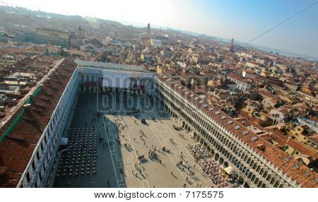 San Marco From Above