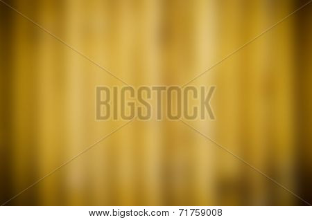 Yellow Bamboo Background And Texture Low-key Lighting