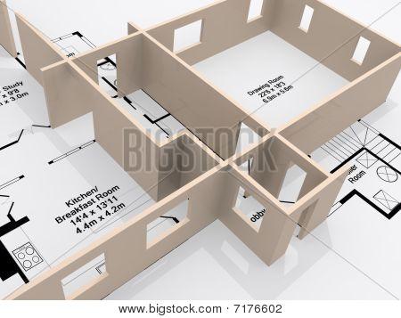 Plans 3D