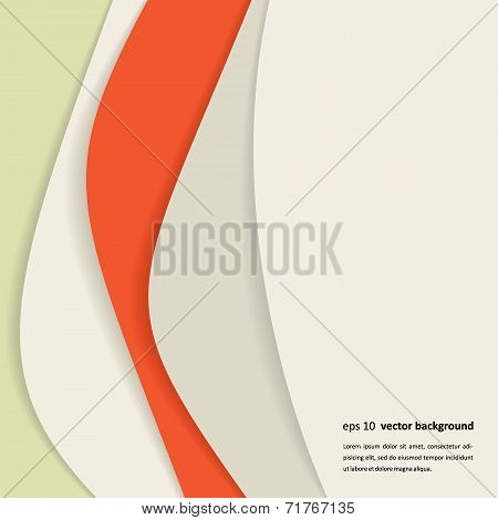 Abstract Light Neutral Background