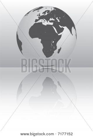 Globe Africa Silver