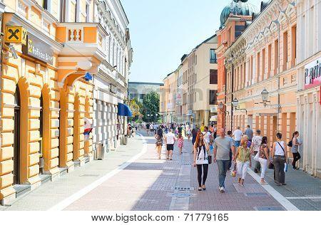 Banja Luka Center Street