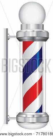 Symbol Barber Lamp