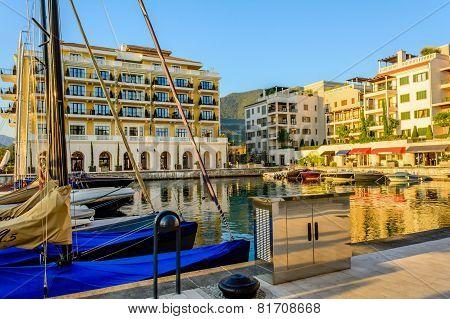Porto Montenegro Tivat Montenegro