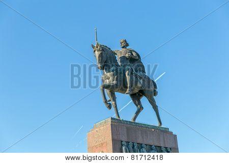 King Tomislav monument