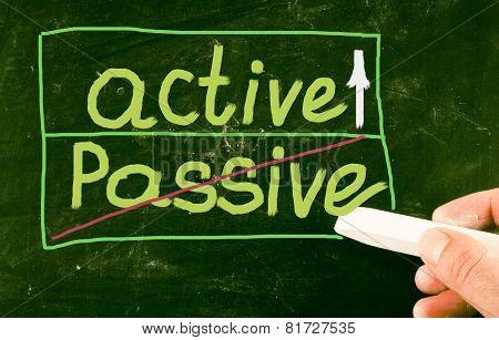 Active Concept