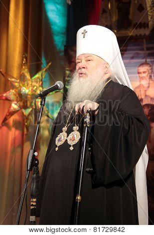 Ukrainian Priest
