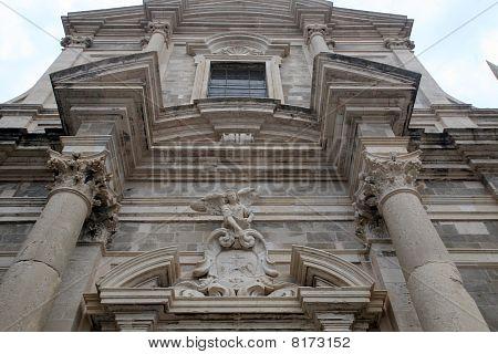 Church of Saint Ignatius in Dubrovnik