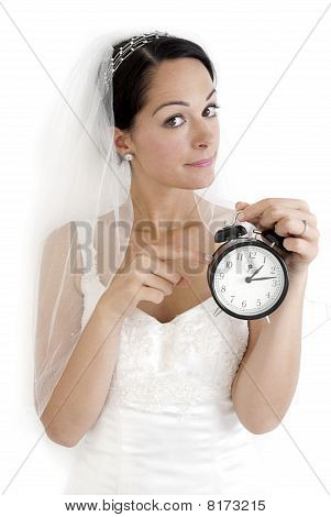 Bride time keeper