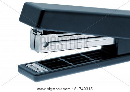 Stapler On White Background .isolated.