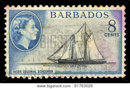 Inter Colonial Schooner