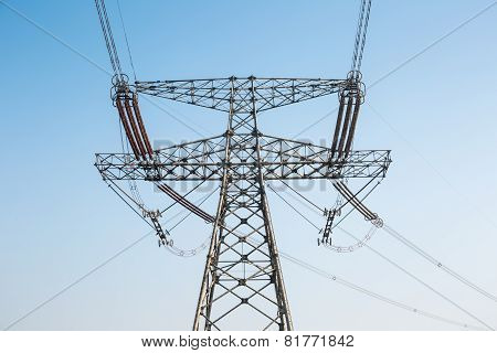 Strong Electric Power Tower
