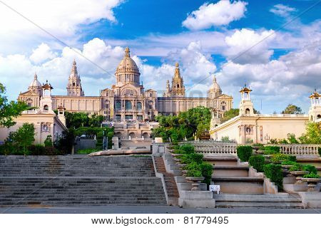 Placa De Espanya, Barcelona