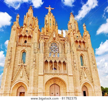 Temple of the Sacred Heart.