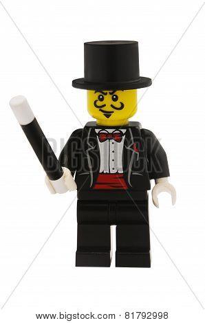 Magician Lego Minifigure