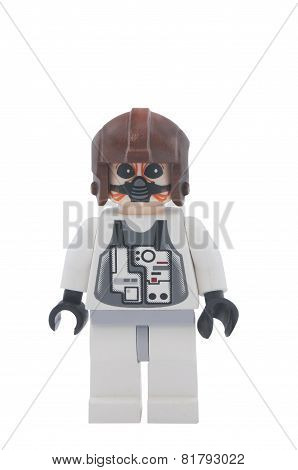 Ten Numb Lego Minifigure