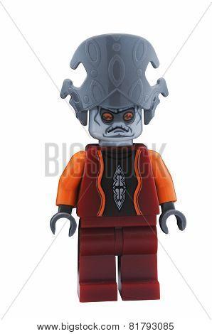 Nute Gunray Lego Minifigure