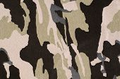 picture of khakis  - Brown khaki military texture as a background - JPG