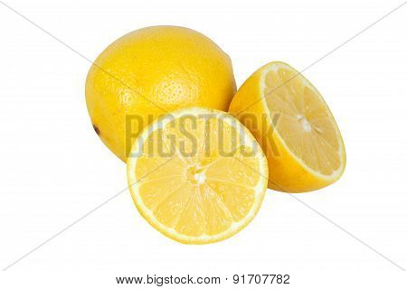 One And Two Halfes Lemons