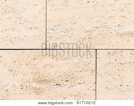 Beautiful Light Beige Travertine