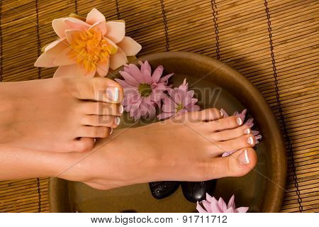 Footcare And Pampering