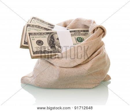 Dollar Money bills