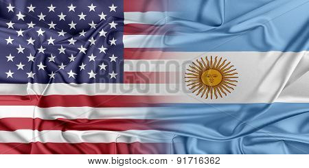 USA and Argentina