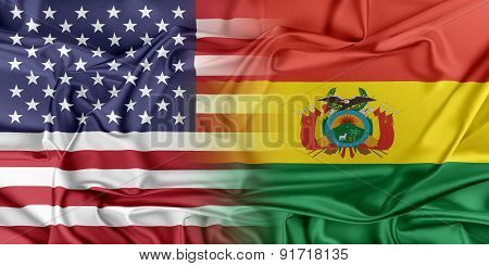 USA and Bolivia