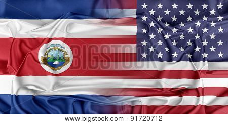 USA and Costa Rica