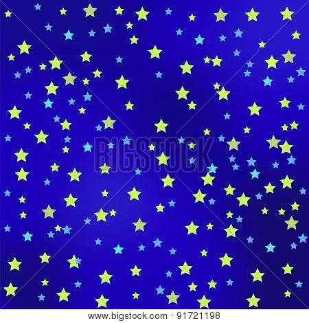 Star Sky Background