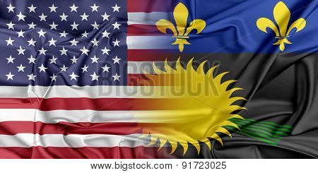 USA and Guadeloupe