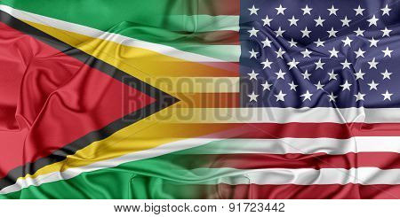 USA and Guyana
