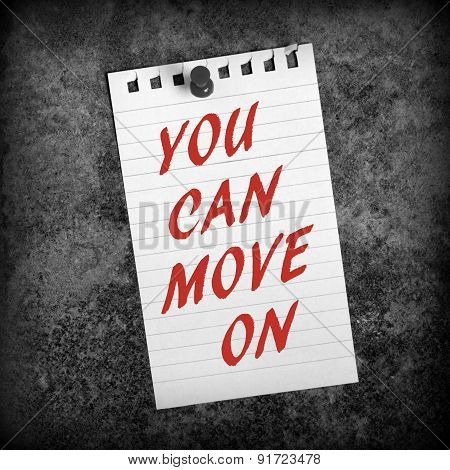 You Can Move On