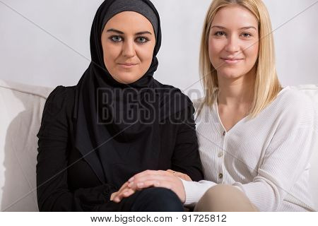 Friends Of Different Religion