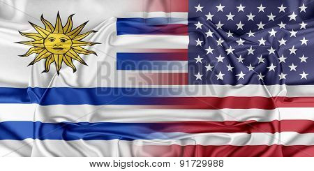 USA and Uruguay