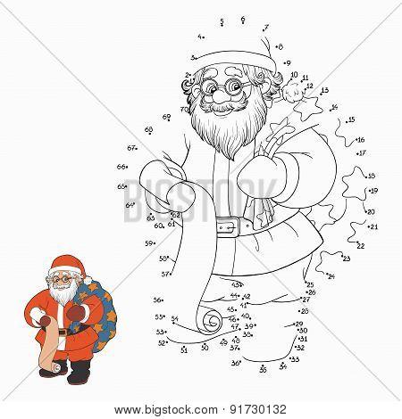 Numbers Game (santa Claus)