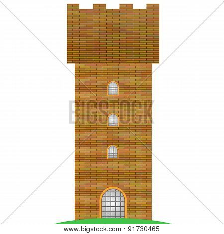 Old Brick Tower
