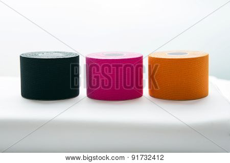 physiotheraphy tapes