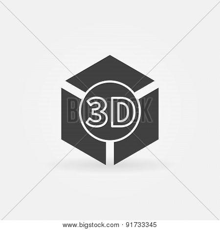 3D print logo or icon