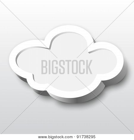 3d cloud frame