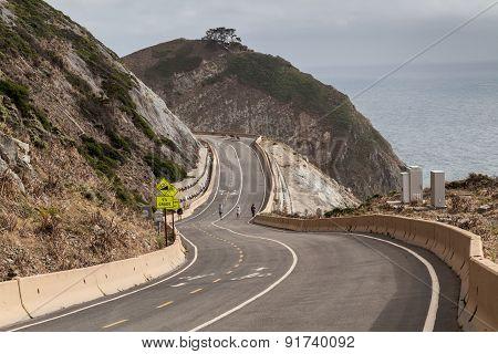 Devil Slide Trail