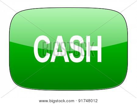 cash green icon