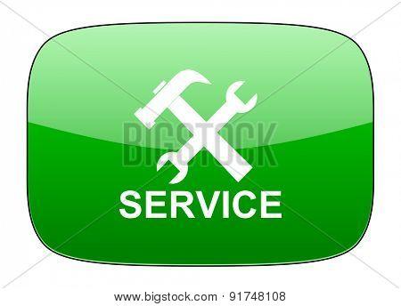 service green icon