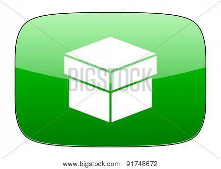 box green icon