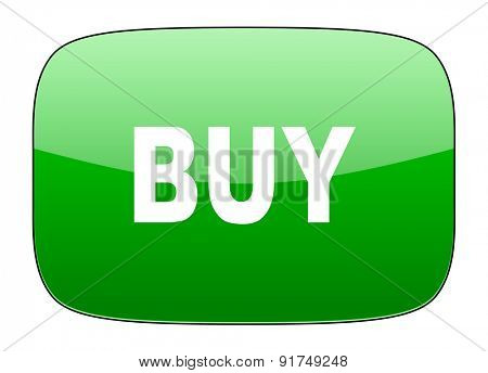 buy green icon