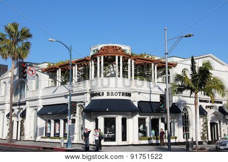 Beverly Hills Shopping